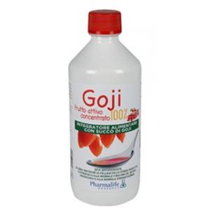 Pharmalife Goji 100% frutto attivo succo concentrato